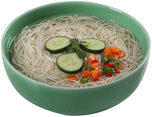 SLZFLSSHPK Bol Soupe Saladiers en céramique Grain Bowl Grand Ramen Bowl Saladier soupe maison Bowl 20X8CM
