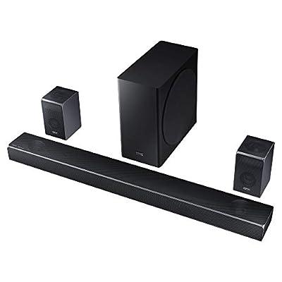 Samsung HW-Q90R Harman Kardon Cinematic soundbar with Dolby Atmos by Samsung