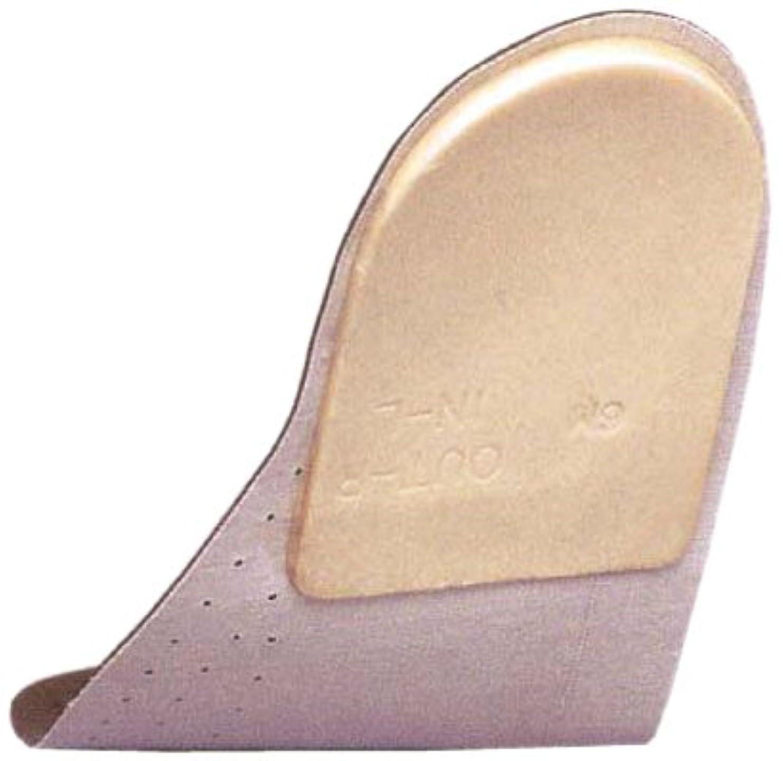壁紙ブラシ吸収剤ソルボ疲労対策 ウェッジヒールタイプ Mサイズ(24.5~26.0cm)ブラウン