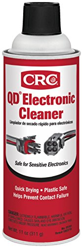 CRC 05103 QD Electronic Cleaner 11 Wt Oz