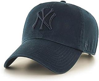47 Brand New York Yankees Clean Up Dad 帽子 NAVY Tonal QS Quick Stike