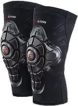 G-Form Pro-X Knee Pads(1 Pair), Black Logo, Adult Medium