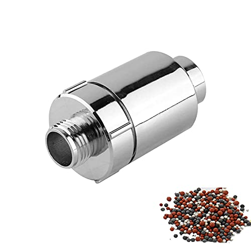 15-stage shower filter, hard water purifier, best remove fluoride heavy metals and other deposits, vitamin C water softener, reduce dry and itchy skin