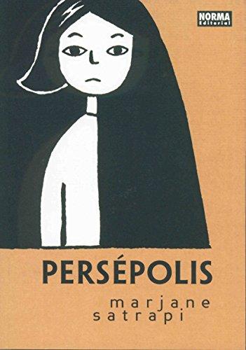 PERSEPOLIS ED BOLSILLO CASTELLANO NUEVA PORTA (Comic Europeo (norma))