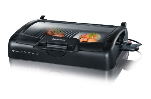 Severin Barbecue Grill PG8527 Black