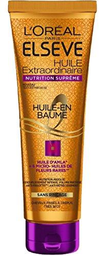 ELSEVE - Huile en Baume - Huile Extraordinaire - Nutrition Supreme - 250ml
