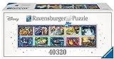 Ravensburger - Puzzle, diseño DCL Memorable Disney Moments, 40000 Piezas (17826)