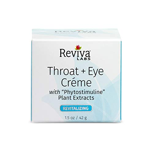 Reviva Labs Throat & Eye Cream