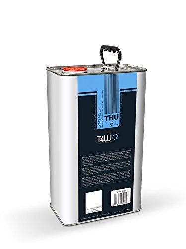 T4W THU Universal Härter für Autolack - 5 Liter (59004)