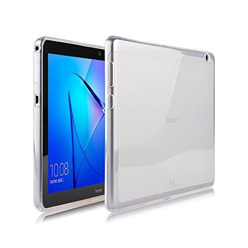 WiTa-Store De TPU Soft Cover para Huawei MediaPad T388.0Pulgadas Silicona Carcasa Funda Case Funda