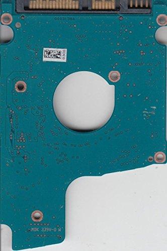 MQ01ABD075, AA10/AX003M, HDKBB97T0A01 T, G003138A, Toshiba SATA 2.5 Leiterplatte (PCB)