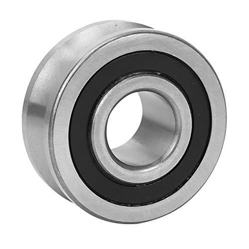 Rodamiento de rodillos guía de acero con ranura en U para movimiento lineal industrial Soporte y guía(02)