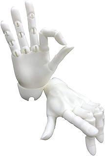 SM SunniMix 人形 15関節ハンド 手模型 ハンドモデル S形フックコネクタ ボディパーツ アクセサリー