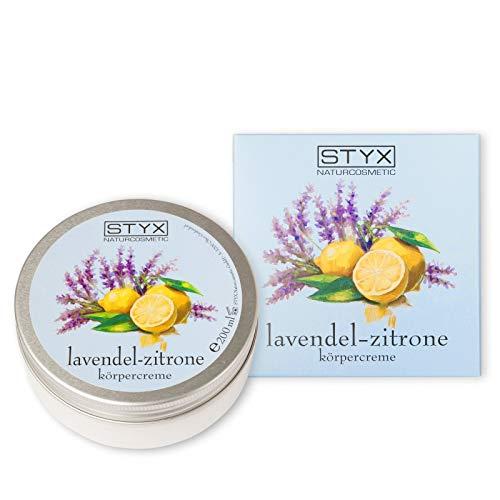 Styx - Körpercreme Lavendel Zitrone 200ml
