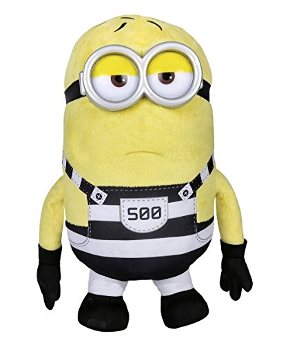 Cattivissimo Me 23.060,7 cm dm3 Jail Minion Tom Peluche (Grande)