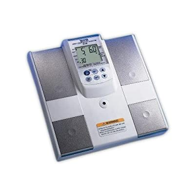 Tanita Champion Bf350 Body Composition Analyzer and Scale Heart Rate Monitor