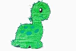 5. Dale Dale Small Green T-Rex Dinosaur Pinata