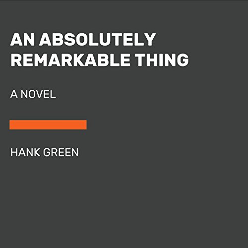 An Absolutely Remarkable Thing cover art