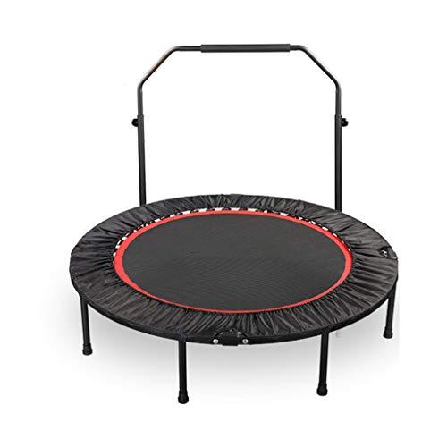 Pak Rails Badkamer helpt Veiligheid Trampoline Elastische Fitness Trampoline Opvouwbare Springen Bed Springen Training Professionele Gewichtsverlies met Handvat Springen Bed