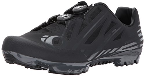 Pearl Izumi X-Project PRO Cycling Shoe, Black/Shadow Grey, 38.5