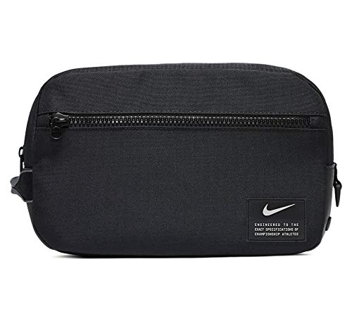 Nike Unisex– Erwachsene Utility Tasche, schwarz, 1 Size