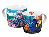 Disney Findet Dori - Tazza in porcellana, multicolore, 11,5 x 8 x 8 cm