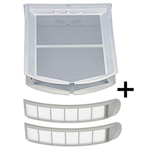 Miele - Kit di filtri cattura pelucchi per asciugatrice, prodotti originali