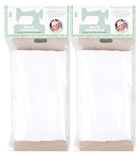Lori Holt Sew-in Non-Fusible Interfacing (2 Pack)