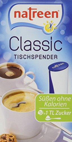 Natreen Süßstoff Classic Tafelspender 500 Stück (1 x 32 g)