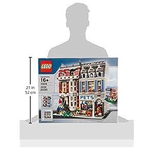 Amazon.co.jp - レゴ クリエイターエキスパート ペットショップ 10218