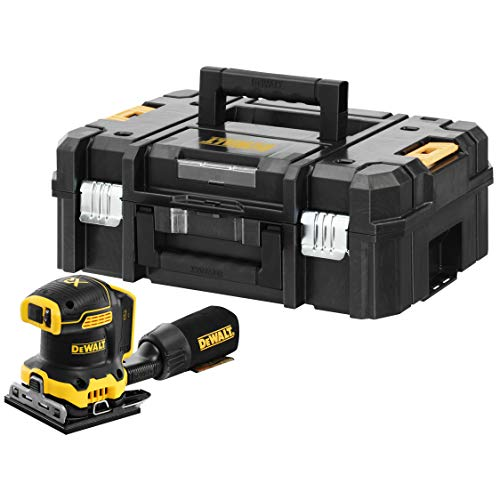 Dewalt DCW200N Cordless Brushless 18v XR 1/4 Sheet Palm...