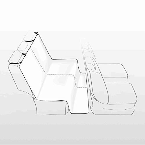 Trixie 13237 Auto-Schondecke, 1,40 × 1,20 m, beige