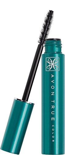 Avon True Color Super Shock Max Volume Waterproof Mascara, Black, 10g