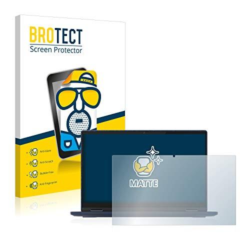 BROTECT Entspiegelungs-Schutzfolie kompatibel mit Lenovo Yoga 6 13ARE05 Bildschirmschutz-Folie Matt, Anti-Reflex, Anti-Fingerprint
