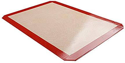 Souqlab - Silicone Baking Mat, Nonstick Baking Mats for Oven, Cookies & Cupcakes