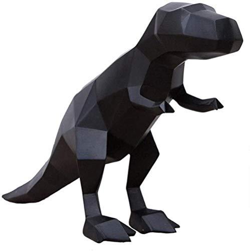 Escultura Estatuas Esculturas Adornos Estatuas Esculturas Esculturas Estatuas Adornos Estatuilla Figuras coleccionables Escultura de arte de dinosaurio Animales de origami Estatuilla de dinosaurio R