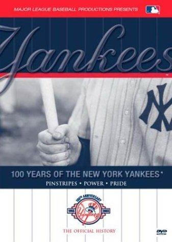 100 Years of the New York Yankees DVD