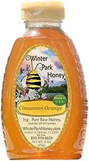 Winter Park Honey - Raw Unfiltered Cinnamon Honey (16oz)