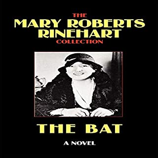 The Bat audiobook cover art