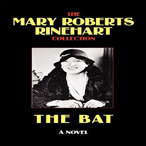 The Bat audiobook cover art