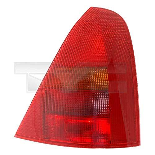 Heckleuchte Rückleuchte Rücklicht links für Modell Clio II/Thalia (BB/CB/LB/SB) Baujahr: 03/1998-05/2001 Kunststoff ohne Lampenträger