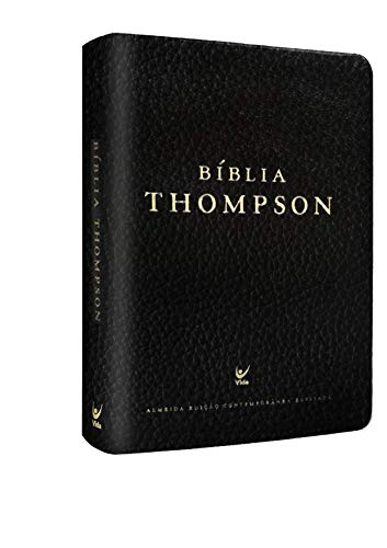 Bíblia de Referência Thompson Capa Couro Sintético