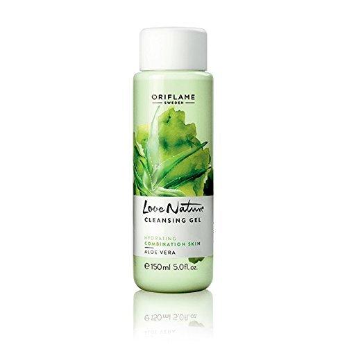 finaldeals Oriflame Love Brand new Nature Cleansing Vera Gel 150ml Aloe List price