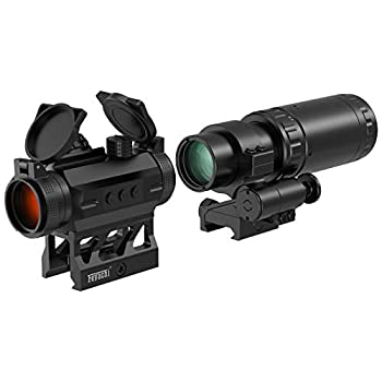 Best magnifier for red dot scope Reviews