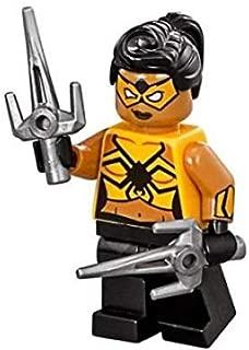 LEGO The Lego Batman Movie Super Heroes Minifigure - Tarantula with Sai (70907)