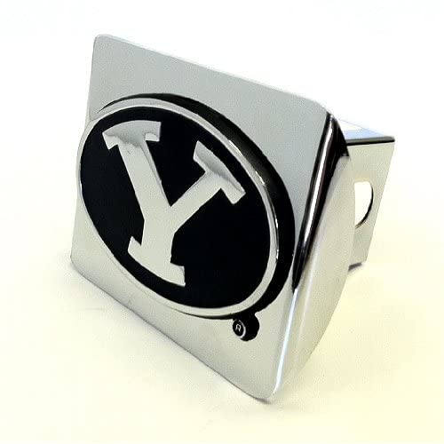 KH Sports Fan 10 x 8 Brigham Young Cougars Clip It Weathered Baby Logo College Photo Frame