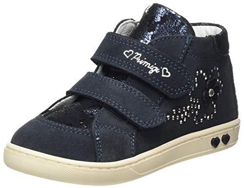 PRIMIGI Baby-Mädchen PLK 64042 First Walker Shoe, Notte/BLU, 19 EU