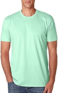 Next Level Apparel N6210 Mens Premium CVC Crew - Mint, Medium