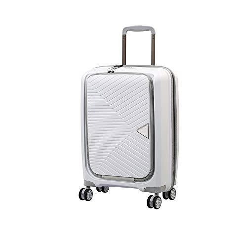 it luggage 22' Acclaimed Harside Polypropylene TSA Lock Carry-On, White