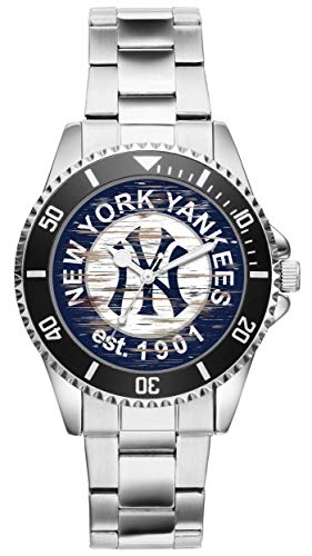 Gifts for New York Yankees MLB Baseball Fan Article Watch 4522